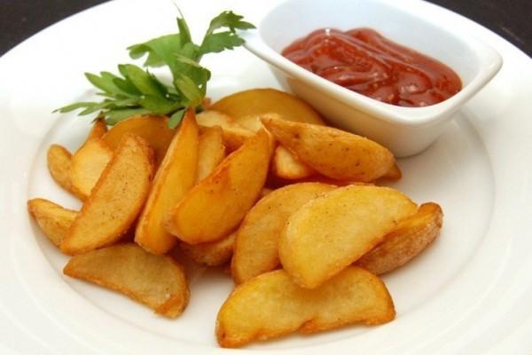 Картофель по-деревенски 130г