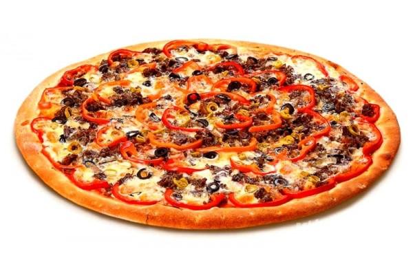 Мясная пицца 40 см