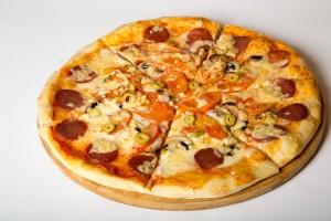 Барбекю пицца 30 см